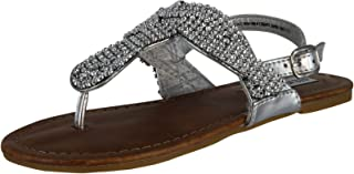 Girls Sheik Fashion Bling Sandals