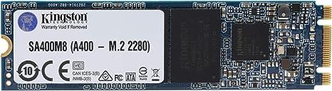 TALLA 240 GB. Kingston A400 SSD SA400M8/240G - Disco duro sólido interno M.2 2280 240GB