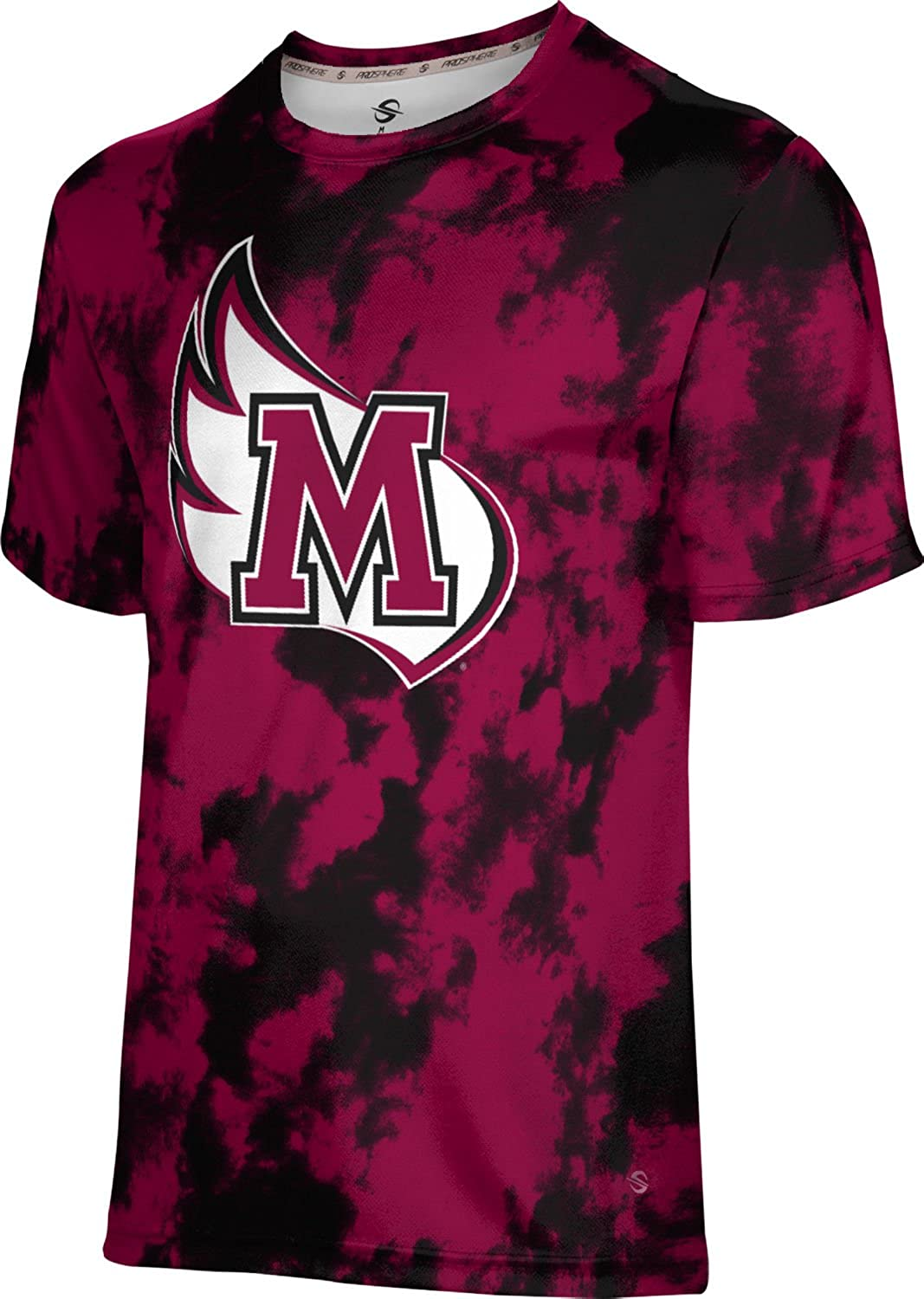 ProSphere High quality new Meredith College Men's Performance Limited price Grunge T-Shirt