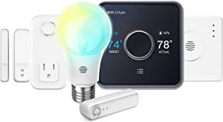 Hive Welcome Home Pack, Smart Home Automation Bundle, Works with Alexa & Google Home, Thermostat Requires C-Wire