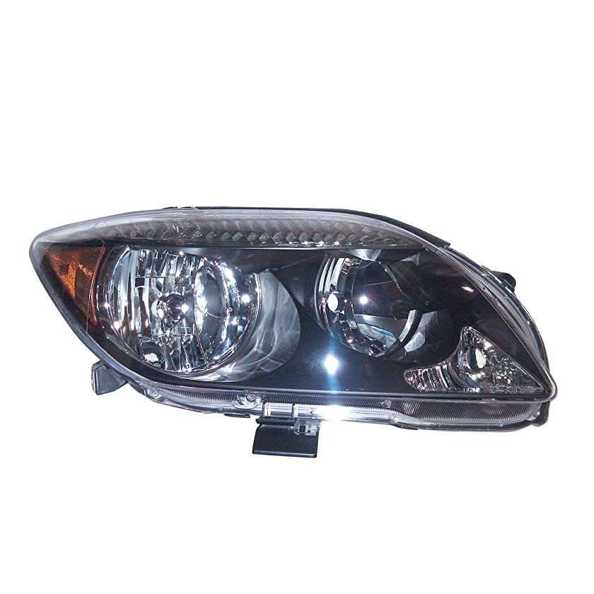 TYC 20-6689-01-1 Toyota Scion tC Right Replacement Head Lamp