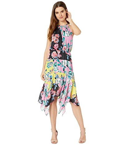 Parker Cecelia Dress (Carmine Floral) Women