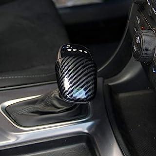 DEWIN Gear Shift Knob,Car Universal Modification Manual Knob Gear Shift Head Shifter 6 Speeds Car Accessory Black