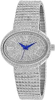 Christian Van Sant Women's Sparkler Quartz Stainless Steel Strap, Silver, 20 Casual Watch (Model: CV0250)