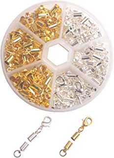 Best silver plated cord ends Reviews