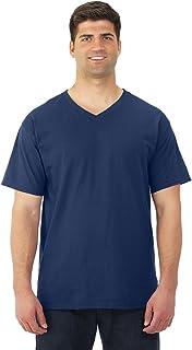 HD Cotton V-Neck T-Shirt - 39VR