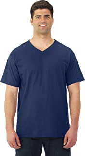 HD Cotton V-Neck T-Shirt - 39VR
