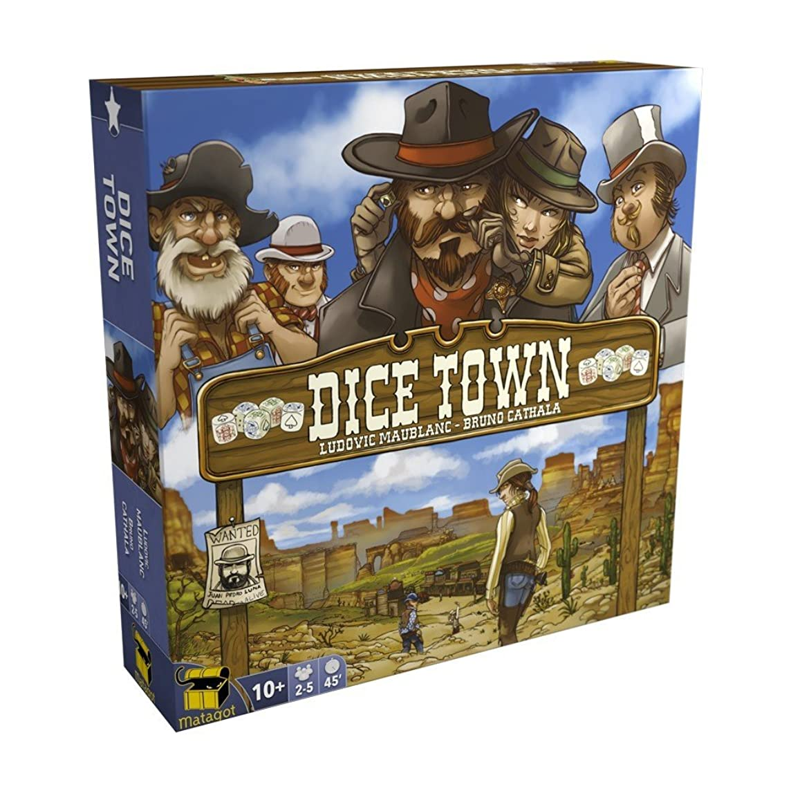Dice Town Revised Edition