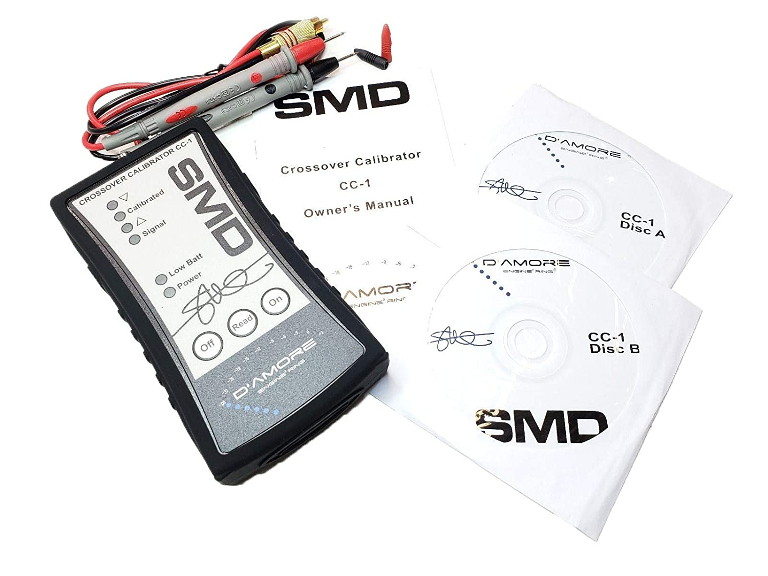 Large Max 70% OFF discharge sale SMD Crossover Calibrator CC-1