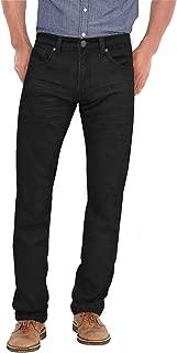 Mens Super Comfy Slim Stretch Knit Jersey Denim Five Pocket Jean