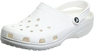 Unisex-Child Classic Clog with Dual Sizing | Slip Water...
