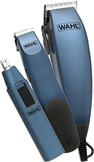 Wahl Hair Clipper Corded Gift Set Haircut Machine In Storage Case, Gifts for Men, Nose Hair Trimmer for Men, Hair Trimmer, Stubble Trimmer, Male Grooming Set