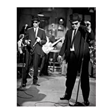 The Blues Brothers Classic Movie Premium METAL Poster Art Print Gift