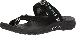 Skechers Women's Reggae-Trailway Flip-slop Sandals Flop