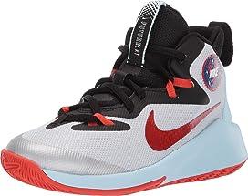 b764f9f0598f0 Nike Kids Team Hustle D8 FlyEase (Big Kid)   Zappos.com