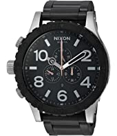 Nixon - The 51-30 Chrono X The Brush Steel Collection