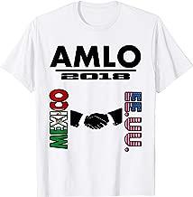 AMLO T- Shirt Morena Elecciones Mexico AMLO Presidente 2018