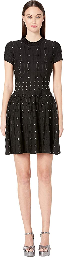 Eyelets Powerstretch Dress