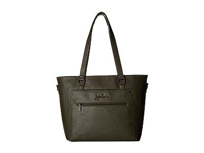 Ju-Ju-Be Everyday Tote (Olive) Tote Handbags