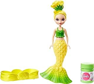 Barbie Dreamtopia Bubbles 'n Fun Mermaid Yellow Doll