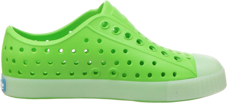 Native Shoes Unisex-Child Jefferson Glow Sneaker