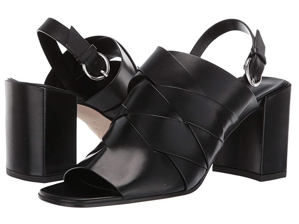 Via Spiga Oren 2-C (Black Soft Barcellona) High Heels