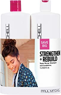 Paul Mitchell Strengthen + Rebuild Super Strong