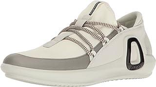 ECCO Ecco Intrinsic 3, Womens Low-Top Sneakers, Wei? (50874WHITE/WHITE), 8 UK