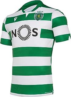Macron Sporting Lissabon  SCP Authentic Liga Trikot Home 19-20  Senior
