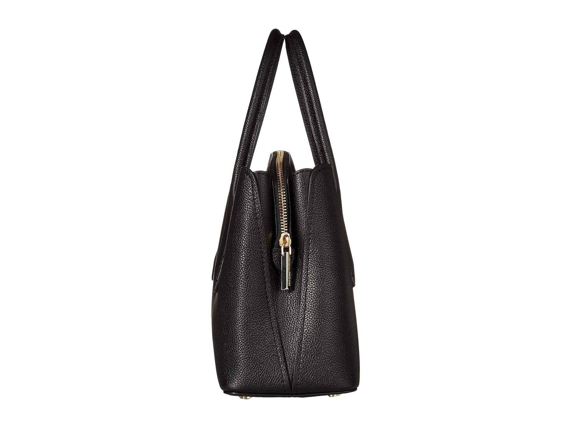 Margaux Black Medium Satchel York Kate Spade New qcfwzcnta