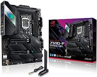 ASUS Intel 第10世代・11世代CPU(LGA1200)対応 Z590 チップセット ATX マザーボード ROG STRIX Z590-F GAMING WIFI【国内正規代理店品】