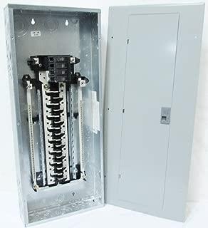 GE PowerMark Gold Single Phase Standard Main Breaker Load Center, 120/240 VAC, 150 A, 22 kA Interrupt