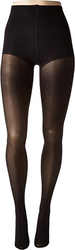 Perfectly Opaque Control Top Tights w/ 50 Denier