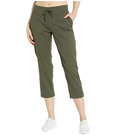 The North Face Aphrodite Motion Capris (New Taupe Green) Women