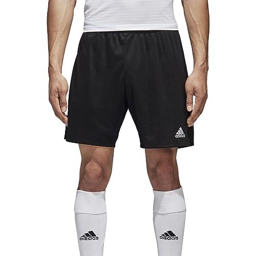 brand new 04c63 76a15 adidas Parma 16 SHO Shorts, Hombre, NegroBlanco, L