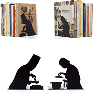 Best kitchen themed bookends Reviews
