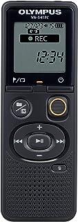 Olympus VN 541 PC hochwertiges digitales Diktiergerät mit omnidirektionalem Mikrofon, One Touch Aufnahme, Rauschunterdrückung, einfacher Szenenauswahl, automatischem Low Cut Filter und 4 GB Speicher
