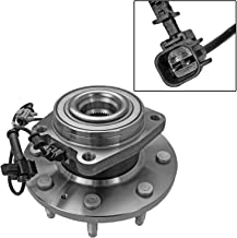 FerryLife Front Left or Right Wheel Hub Bearing Assembly for 2011-2016 Chevrolet Silverado 2500 2500HD 3500HD, 11-15 GMC Sierra 3500, 11-16 GMC Sierra 2500 2500HD, 4WD