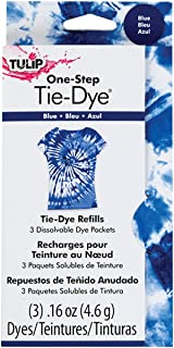 Tulip 29034 One-Step Dye Refills Blue