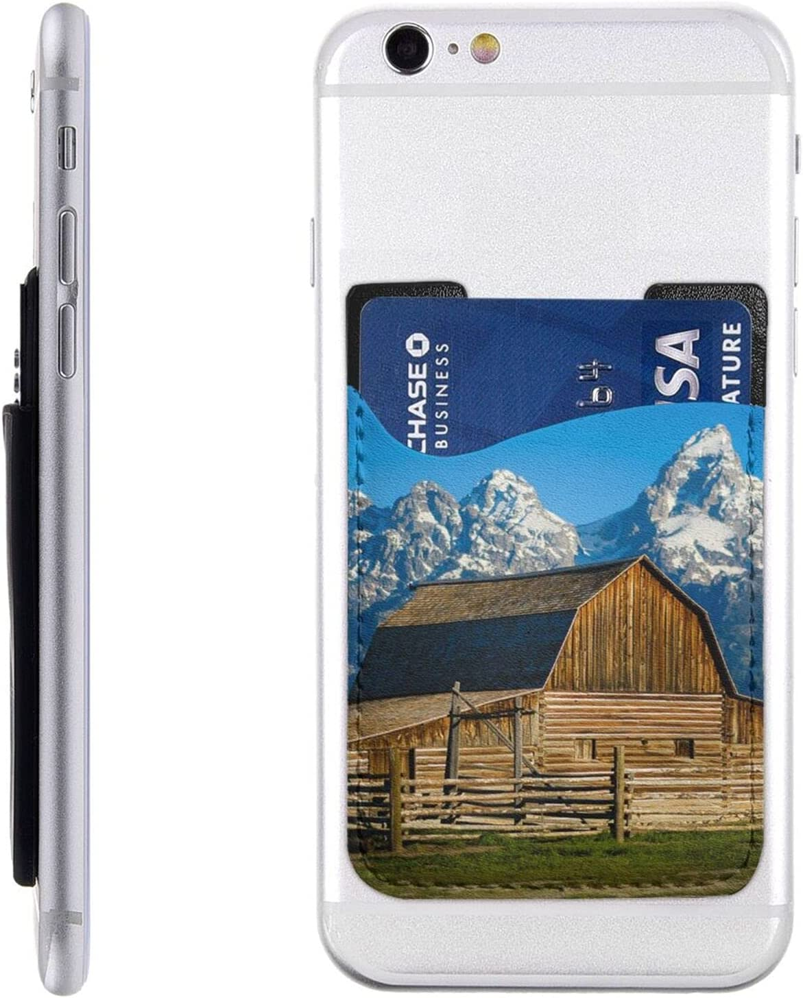 Park Phone Card Holder Cheap super special price Cell Topics on TV Sleeve Mo On Stick Wallet