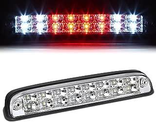 For Ford Super Duty/Ranger/Mazda B-Series High Mount Dual Row LED 3rd Tail Brake/Cargo Light (Chrome Housing)