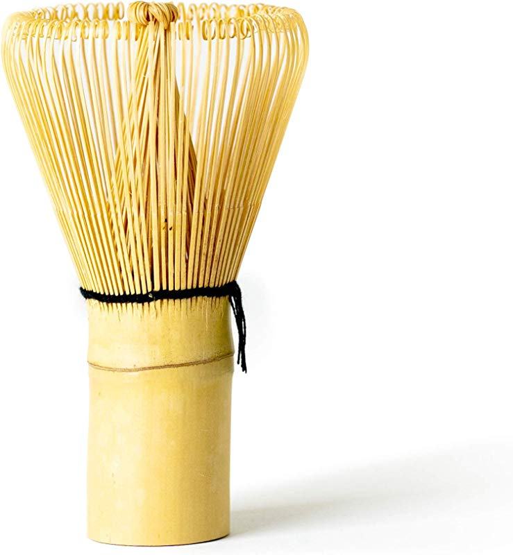 Tenzo Tea Traditional Bamboo Matcha Whisk Chasen Handmade BPA Free The Perfect Whisk To Prepare A Traditional Cup Of Matcha