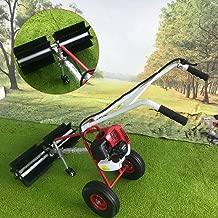 lawn sweeper rental