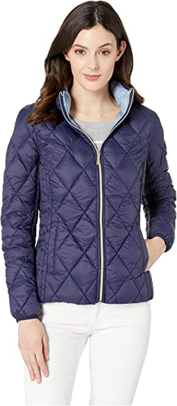 Quilted Nylon Packable Down Jacket M823965M