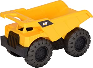 Toy State Caterpillar CAT Tough Tracks Construction Crew Dump Truck