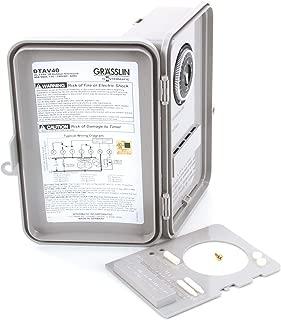 Grasslin DTAV40, Universal Defrost Timer