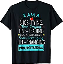 I Am A Paraprofessional Funny T-shirt Gift For Teachers