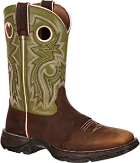 durango boots womens square toe