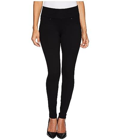 Jag Jeans Petite Petite Ricki Legging (Black) Women
