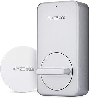 WYZE WLCKG1 Smart Lock, Silver